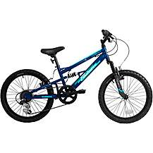 "image of Falcon Cobalt Junior Kids Bike - 20"" Wheel"