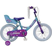 "image of Townsend Princess Kids Bike - 16"" Wheel"