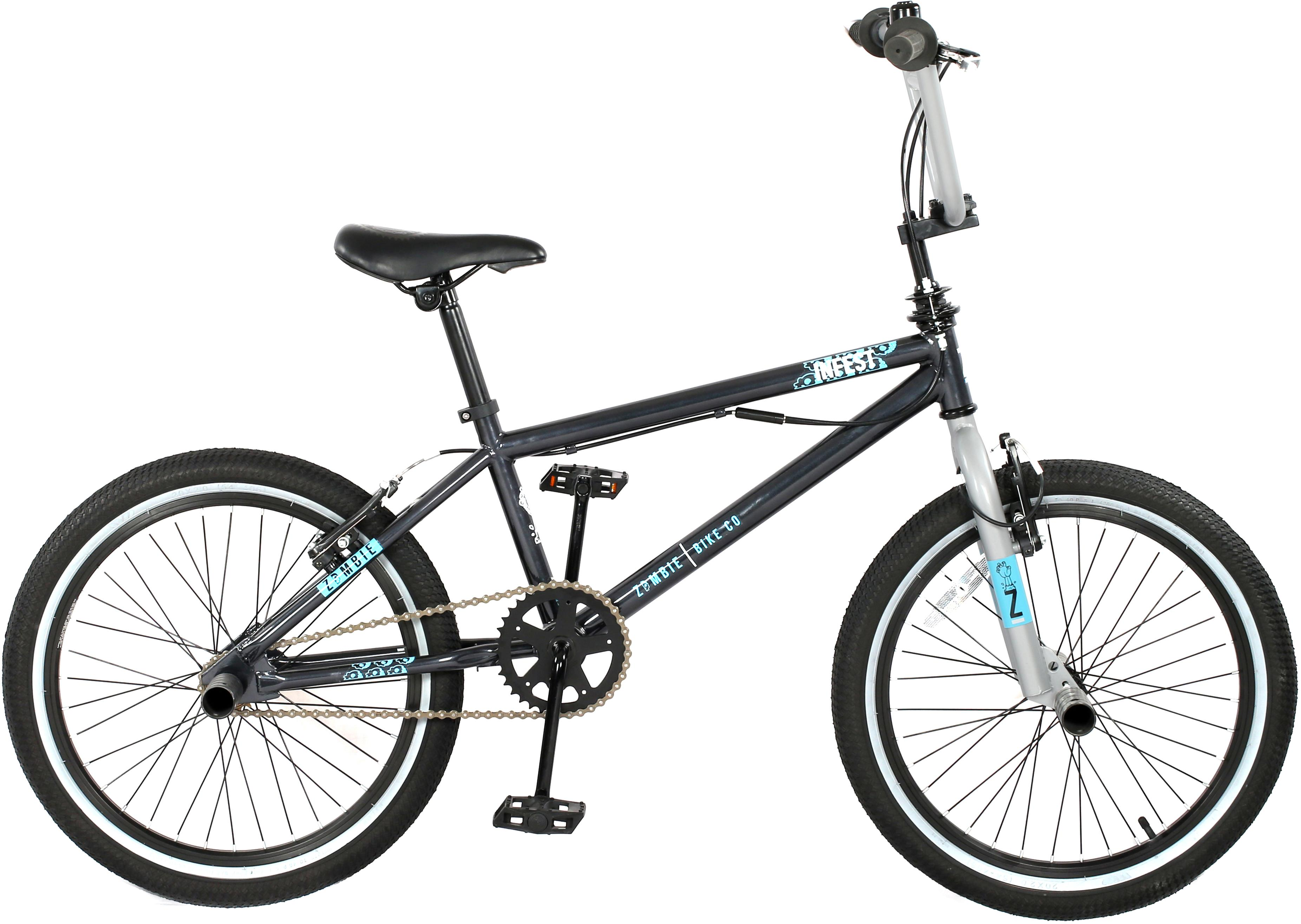 Zombie Infest BMX Bike - 20 inch Wheel