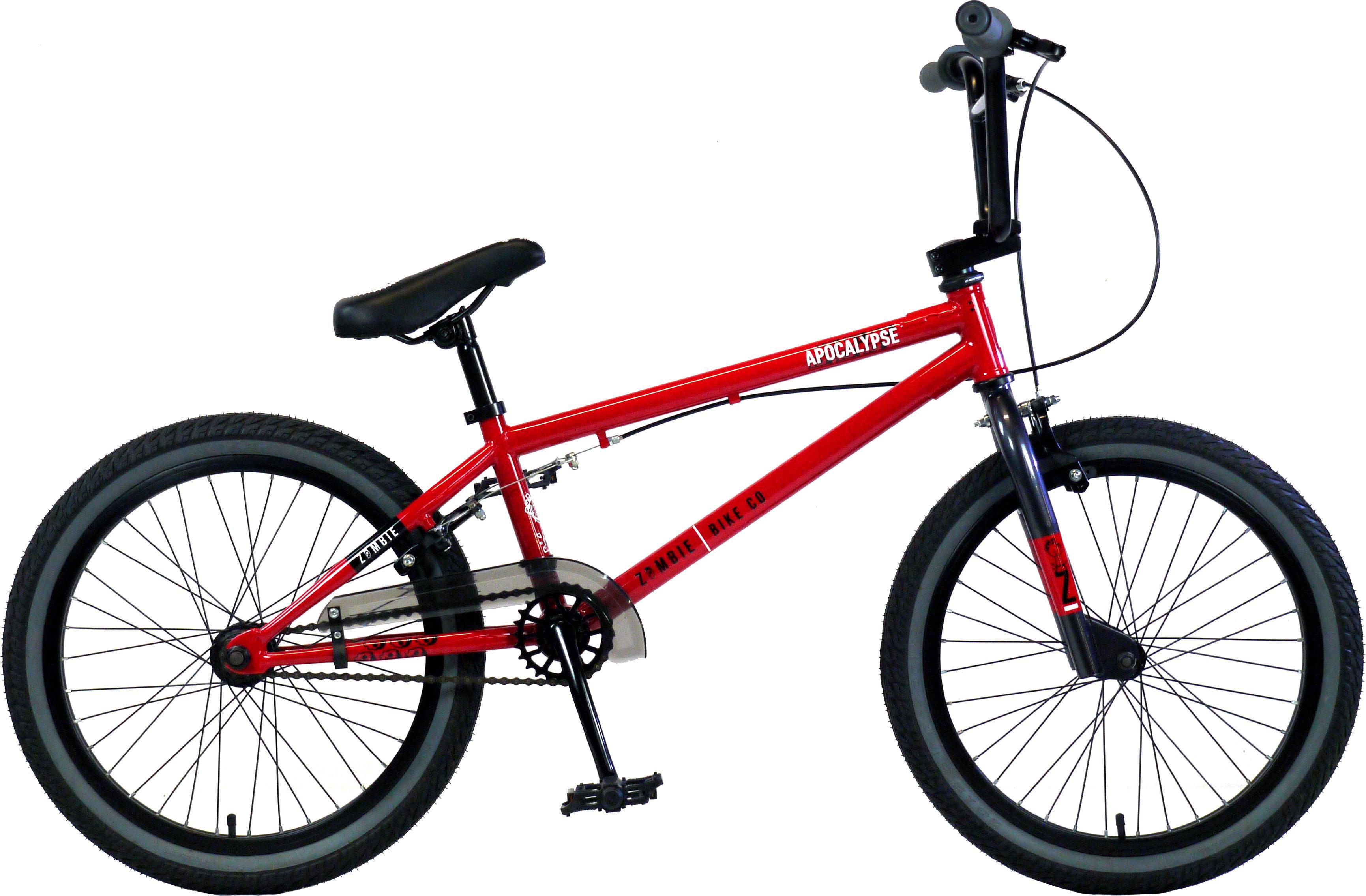 Zombie Apocalypse BMX Bike - 20 inch Wheel
