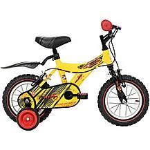 "image of Raleigh Atom Kids Bike - 12"" Wheel - Yellow"
