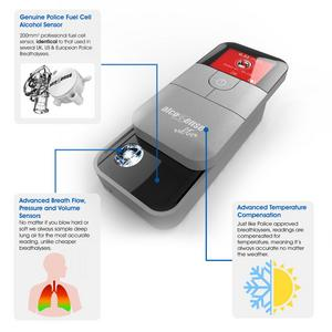 AlcoSense Ultra Breathalyser