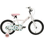 "image of Apollo Butterflies Kids Bike - 16"" Wheel"