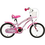 "image of Apollo Wild Rose Kids Bike - 16"" Wheel"