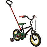 "image of Apollo Jungle Pals Kids Bike - 12"" Wheel"