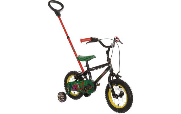 "Apollo Jungle Pals Kids Bike - 12"" Wheel"