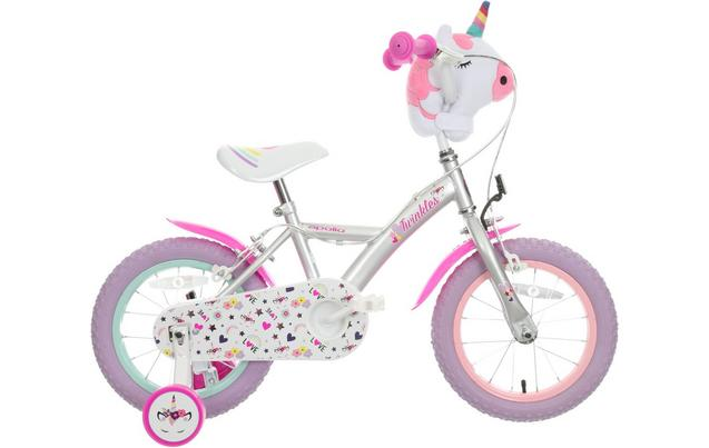 "Apollo Twinkles Kids Bike - 14"" Wheel"