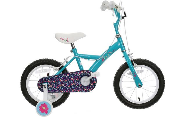 "Apollo Petal Kids Bike - 14"" Wheel"
