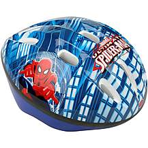 image of Spiderman Kids Bike Helmet (52-56cm)