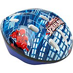 image of Spider-Man Kids Bike Helmet (52-56cm)