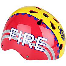 image of Kiddimoto Fire Kids Helmet