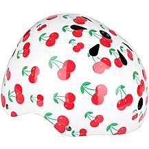 image of Kiddimoto Cherry Kids Helmet