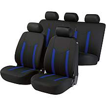 image of Seat Cover Hasting Blue
