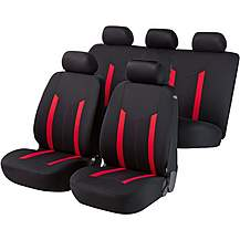 image of Walser Seat Cover Hastings Red