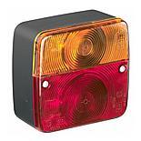Ring 4 Function Trailer Lamp