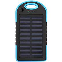 image of Halfords Shock Resistant Solar Powerbank 5,000mAh