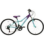 "image of Apollo Vivid Junior Mountain Bike - 24"" Wheel"