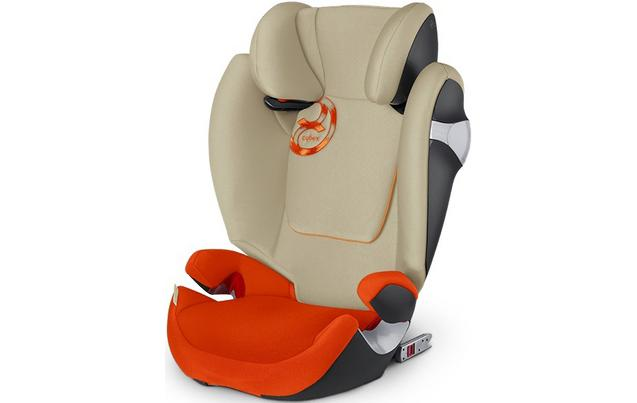 Cybex Solution M Fix Booster Seat