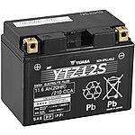 image of Yuasa YTZ12S High Performance Powersport Motorcycle Battery