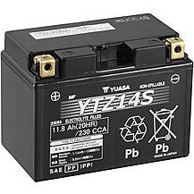 image of Yuasa YTZ14S High Performance Powersport Motorcycle Battery