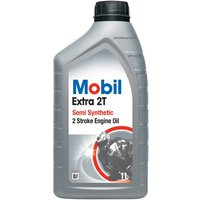 Mobil Extra 2T Motorcycle Oil 1 Litre