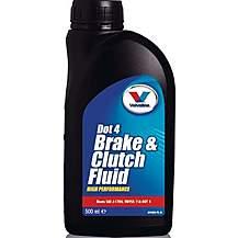 image of Valvoline Brake Fluid Dot 4 500ml