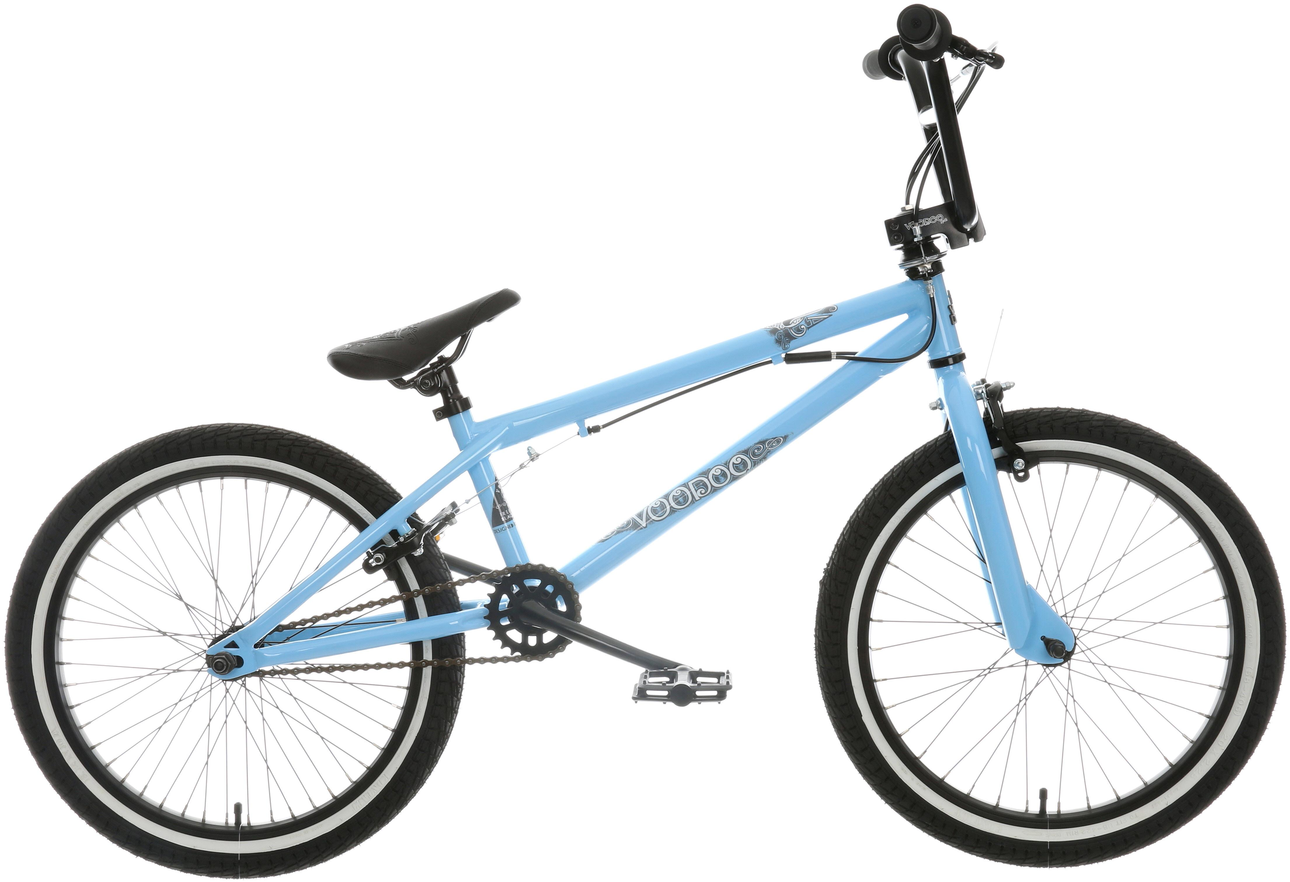 Voodoo Zaka BMX Bike - 20 inch Wheel