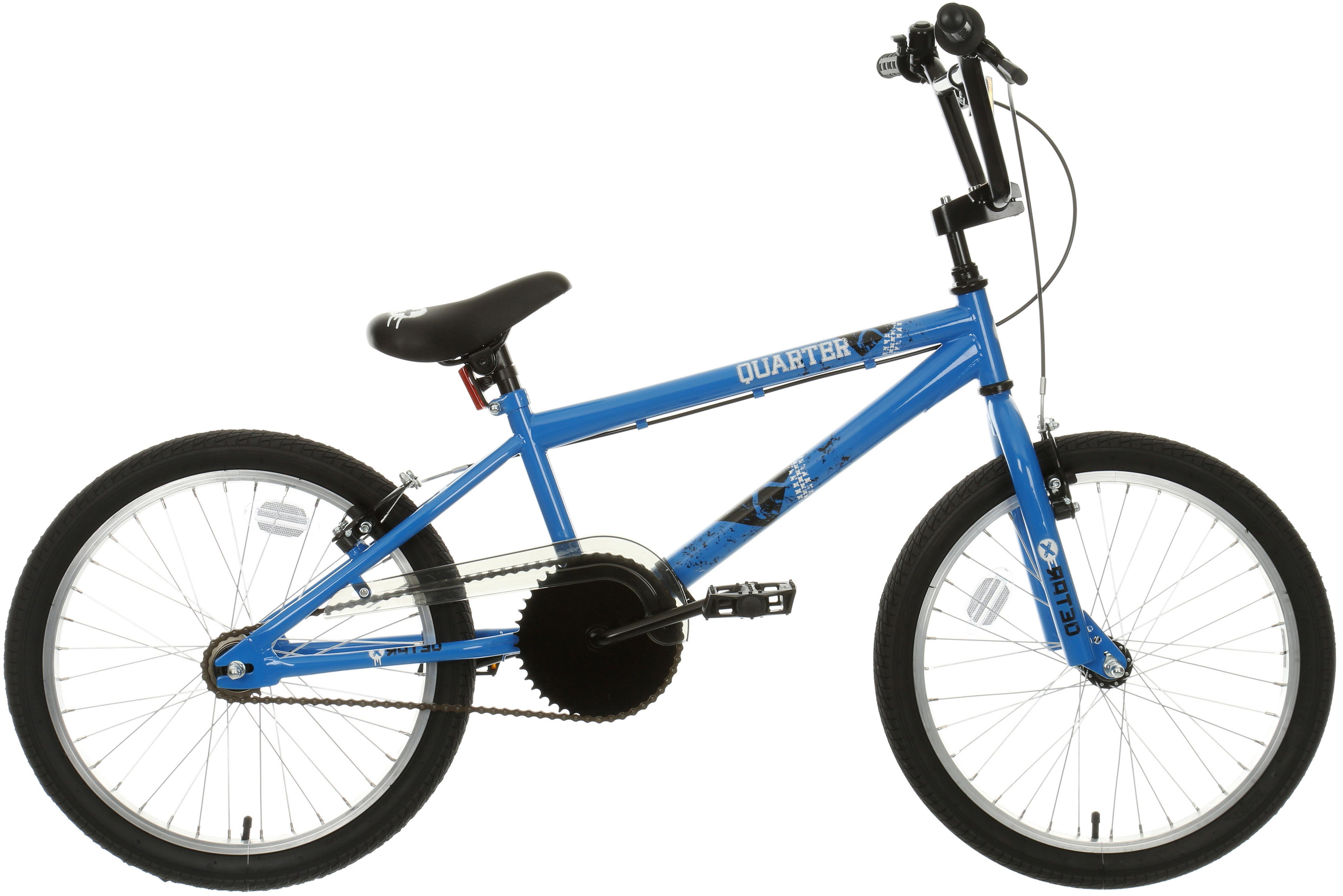 X Rated Quarter BMX Bike - 20 inch Wheel