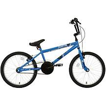 X Rated Quarter BMX Bike - 20