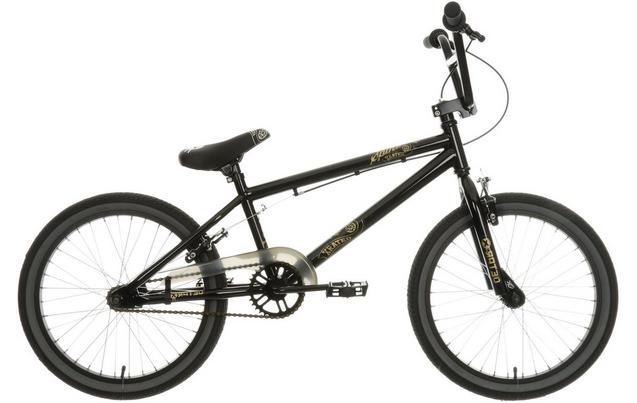 X-Rated Spine BMX Bike - 20\