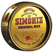 image of Simoniz Original Car Wax 150g