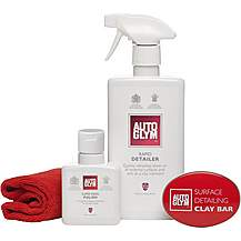 image of Autoglym Clay Surface Detailing Clay Kit