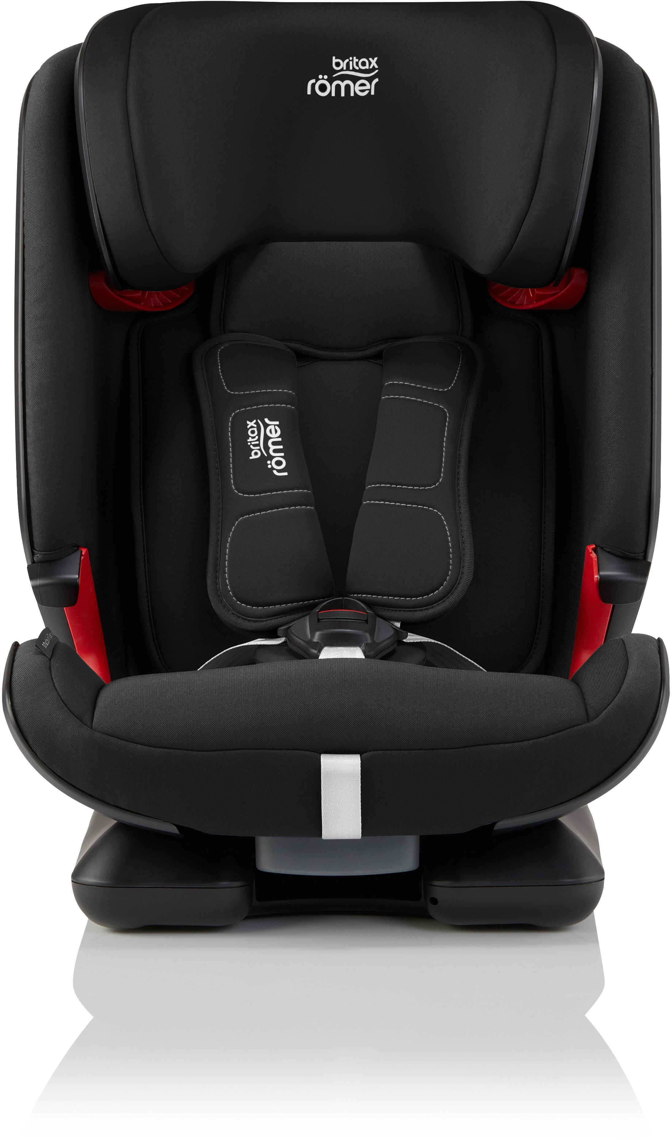 Cosmos Black Britax Advansafix i-Size Car Seat