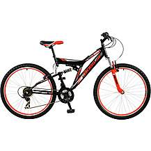 "image of Boss Venom Mens 18"" Mountain Bike"