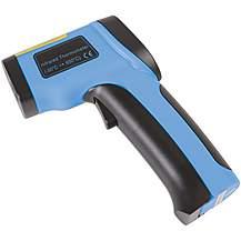 image of Laser Infrared Laser Thermometer - Digital
