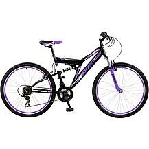 "image of Boss Venom Womens 18"" Mountain Bike"