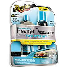 image of Meguiars 2 Step Headlight Kit