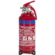 image of Fireblitz FBP800 800g BC Dry Powder Fire Extinguisher