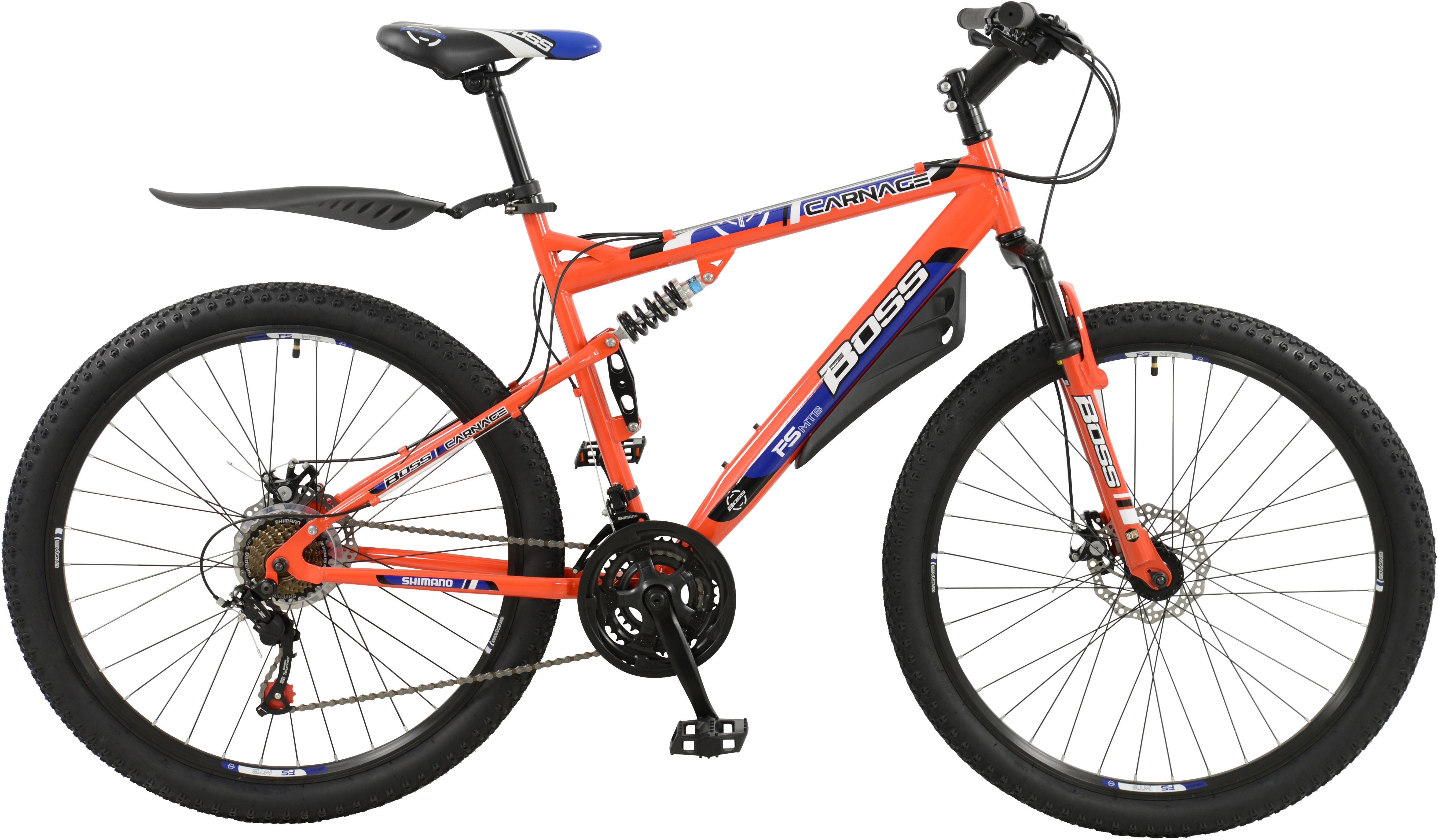 Boss Carnage Mens Mountain Bike
