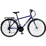 "image of Falcon Quest Mens 18"" Hybrid Bike"
