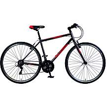 "image of Falcon Monza Mens 20"" Hybrid Bike"