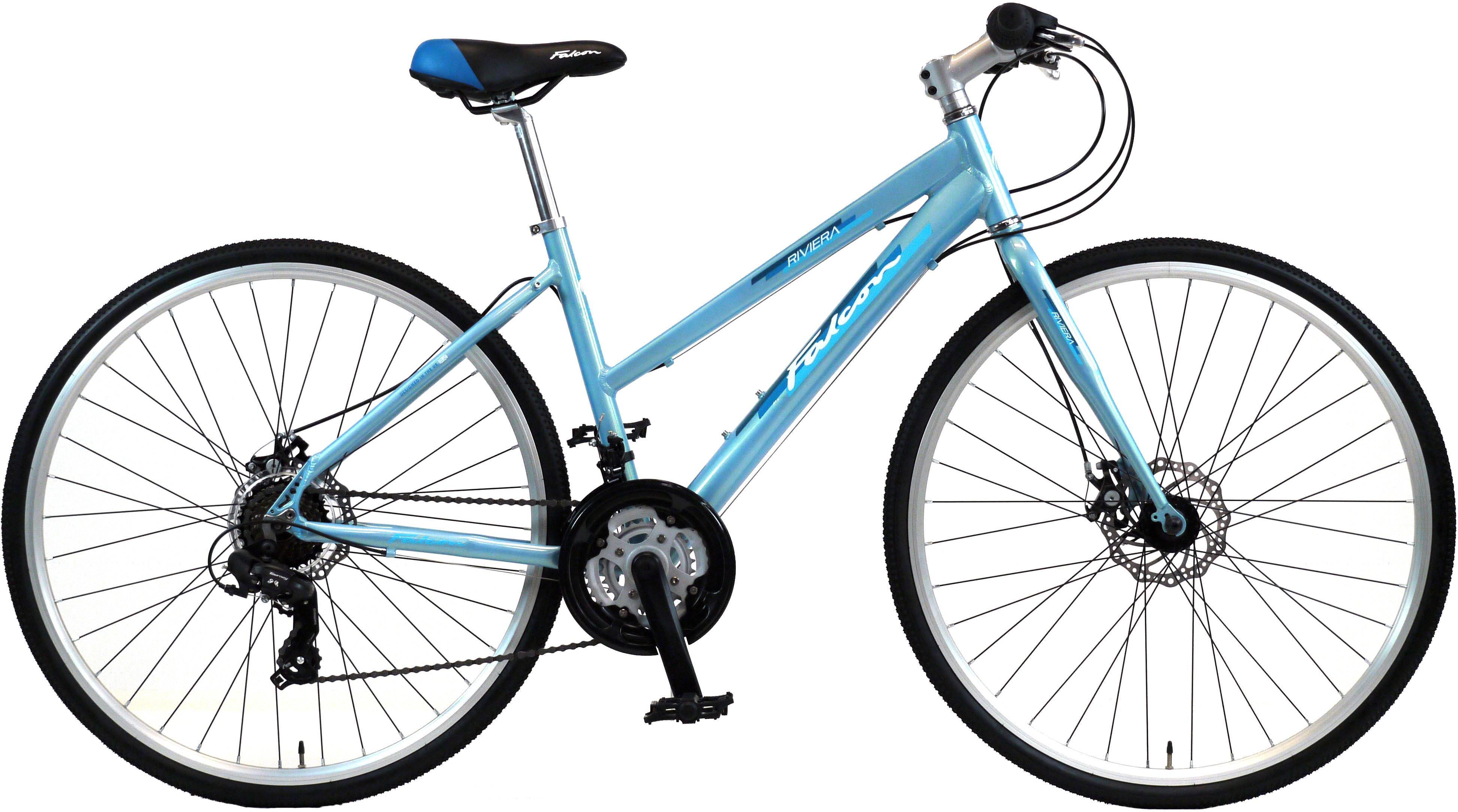 Falcon Riviera Womens Hybrid Bike