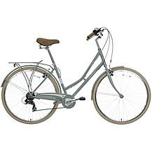 Pendleton Somerby Hybrid Bike - Green Grey -