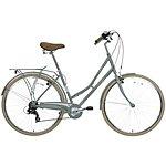 "image of Pendleton Somerby Hybrid Bike - Green Grey - 17"", 19"" Frames"