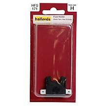 image of Halfords Blade Fuse Holder
