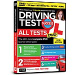 image of Driving Test Success All Tests 2016 Edition DVD