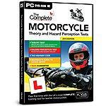 image of Complete Motorcycle Theory & Hazard Perception Test 2016 Edition