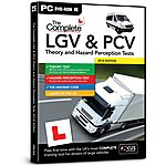 image of Complete LGV & PCV Theory & Hazard Perception Test 2016 Edition
