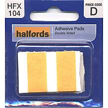 image of Halfords Adhesive Pads (HFX104)