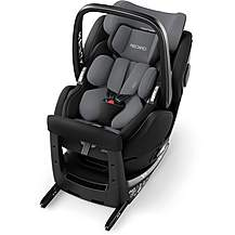 image of Recaro Zero. 1 Elite Baby Car Seat - Black